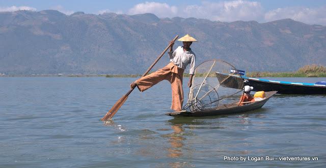 Lac Inlé Photo - voyages au birmanie - Photo Logan Bui