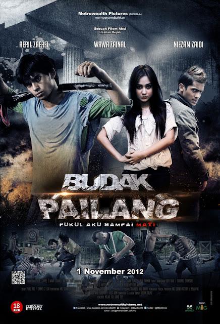Budak Pailang (2012) DVDRip 350Mb Mkv