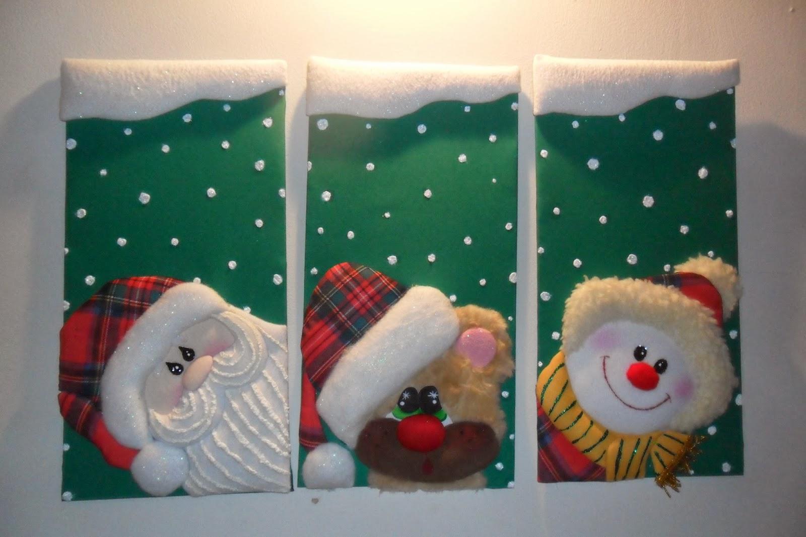 Mardedi cuadros para decorar tu navidad - Fotos y cuadros ...