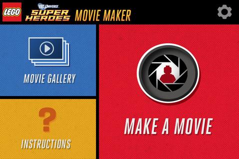 Cool App: LEGO Stop-Motion Super Hero Movie Maker | Poppytalk