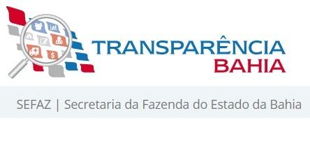Portal Transparência Bahia