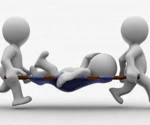 Los dolores en la espalda y en las articulaciones coxales