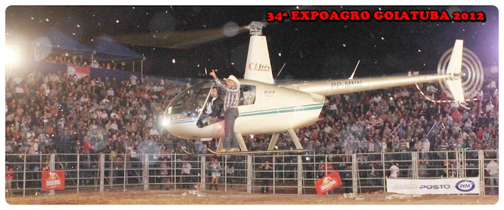 34ª Expoagro Goiatuba 2012
