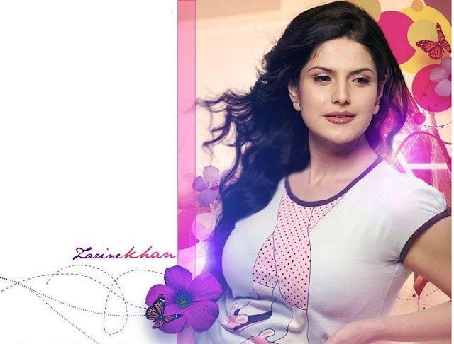 Zarin Khan HD Wallpaper