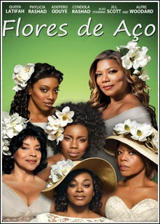 Download - Flores De Aço – WEB-DL AVI Dual Áudio + RMVB Dublado ( 2014)