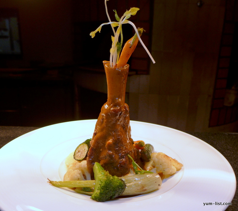 The Yum List: Favola, Italian Restaurant, Le Meridien Kuala Lumpur