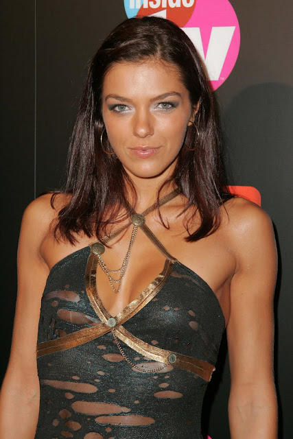 Adrianne Curry Inside TV Guide Emmy Awards After Party Photos