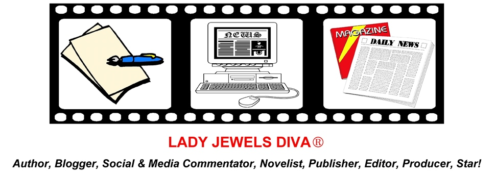Lady Jewels Diva® - Australian Author, Blogger, Social & Media Commentator