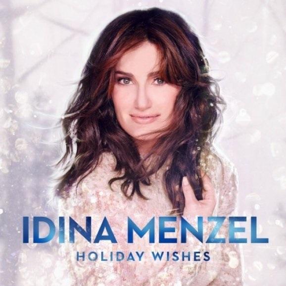 #IdinaMenzel Holiday Wishes CD