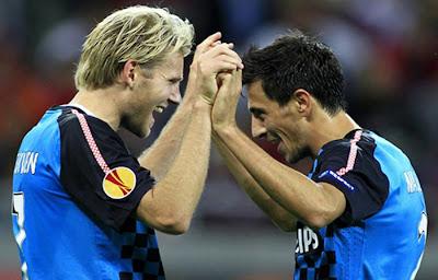 Rapid Bucuresti 1 - 3 PSV Eindhoven (2)