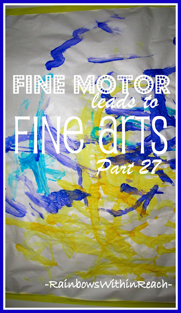 photo of: Fine Motor Leads to Fine Arts part 27