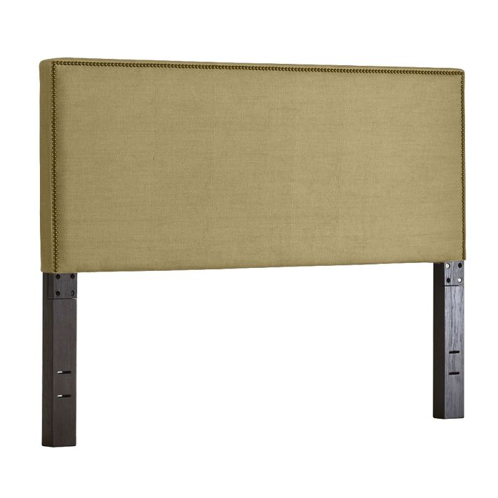 Twill And Tweed Your Friend The Upholstered Headboard