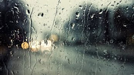 Com m'agraden els dies de pluja...