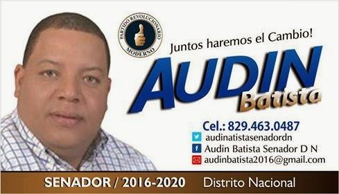 Audin Batista senador