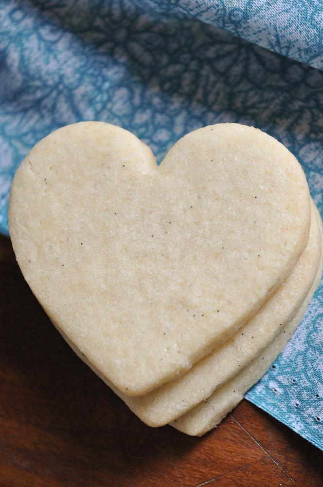 The Ginger Snap Girl: Vanilla Bean Sugar Cookies