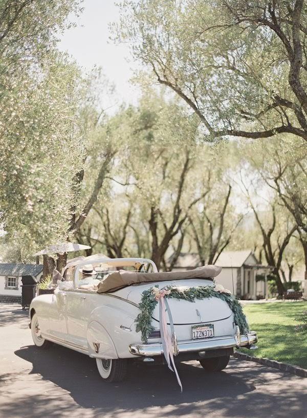 boda coche