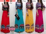 Gamis Thai + Belt SOLD OUT