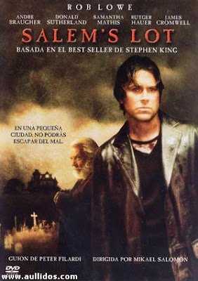El Misterio de Salem's Lot – DVDRIP LATINO