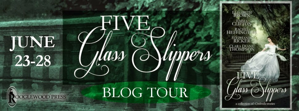 http://seasonsofhumility.blogspot.com/p/five-glass-slippers-blog-tour.html