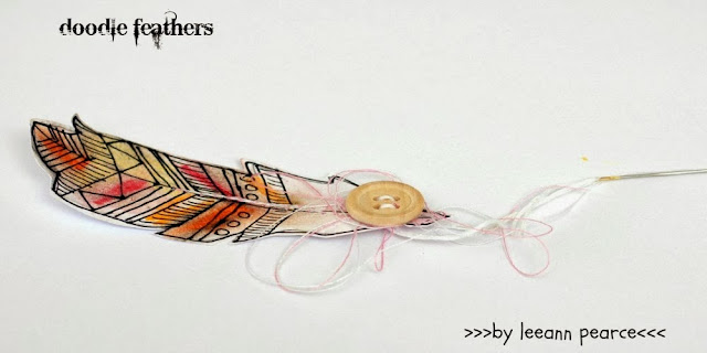 http://misswallysdesigns.blogspot.com.au/2013/11/how-to-doodle-feathers.html
