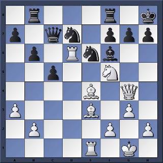 Echecs à Nalchik : Les Blancs jouent et gagnent en 7 coups © Site officiel