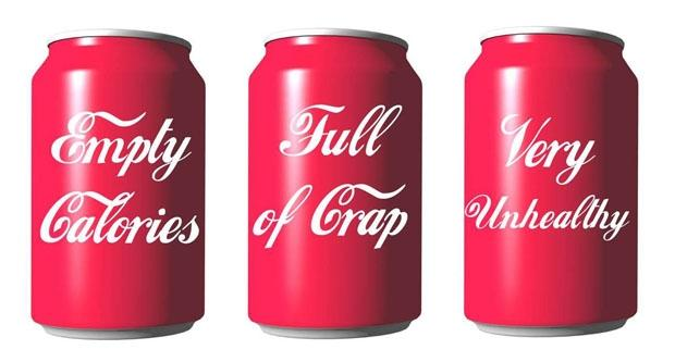 Soda Shortens Your Lifespan By 5 Years