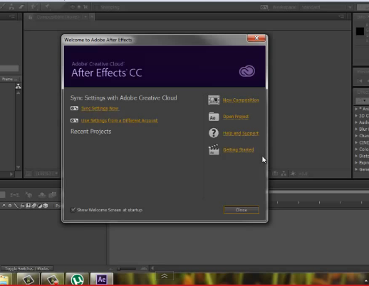 Adobe after effects cs3 - bda