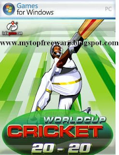 World Cup Cricket 20-20 Game