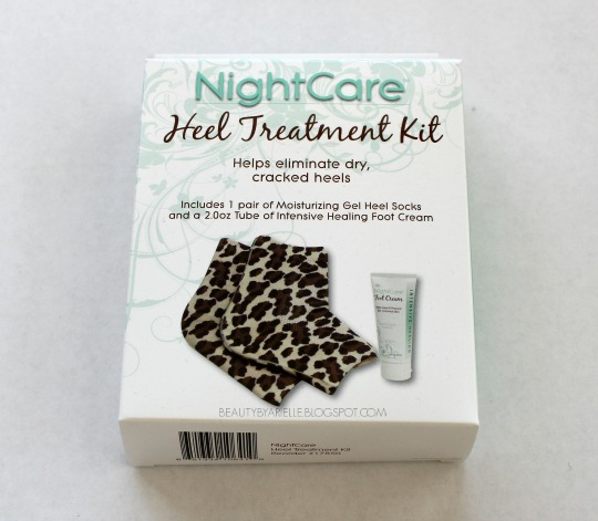 Night Care Heel Treatment