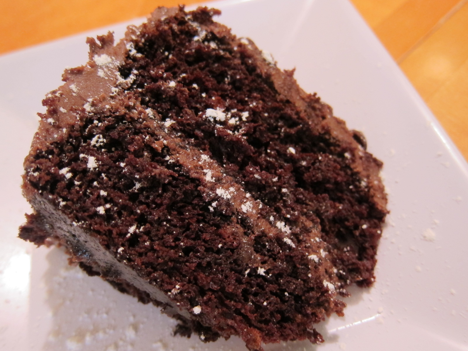 Pinch of This, That & the Other: Chocolate Cake w/ Chocolate Frosting