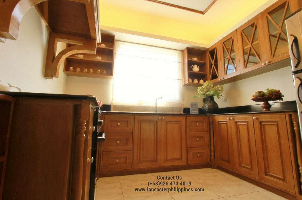 Alexandra at lancaster philippines house for sale in for F kitchen lancaster