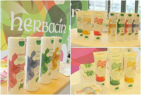 Herbacin - beautypress Blogger Event