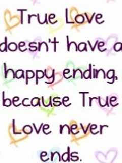 Android Phones Wallpapers: Android Wallpaper True Love Is Never End