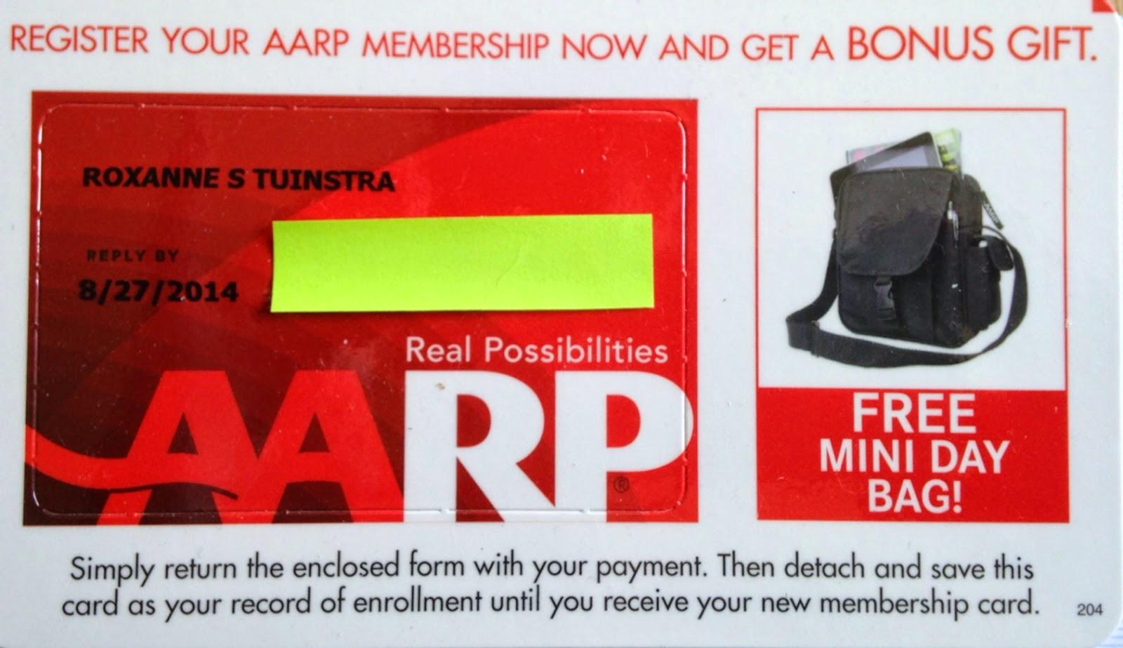 Aarp Membership Gift Gift Ftempo