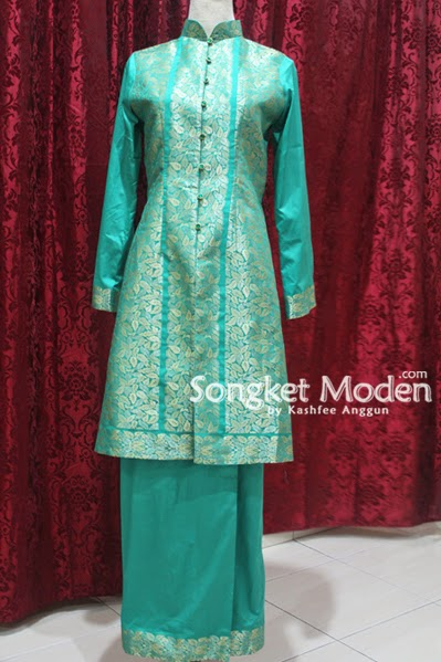 Foto Model Baju Kebaya Cheongsam