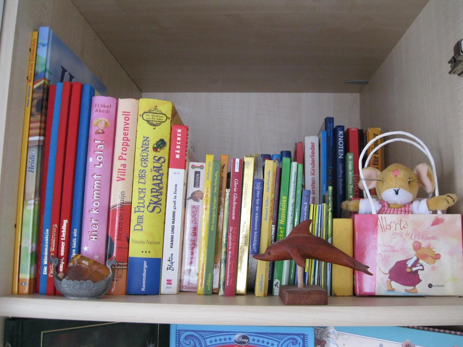 Das Buchgelaber: [TAG] Eine Reise durch mein Bücherregal
