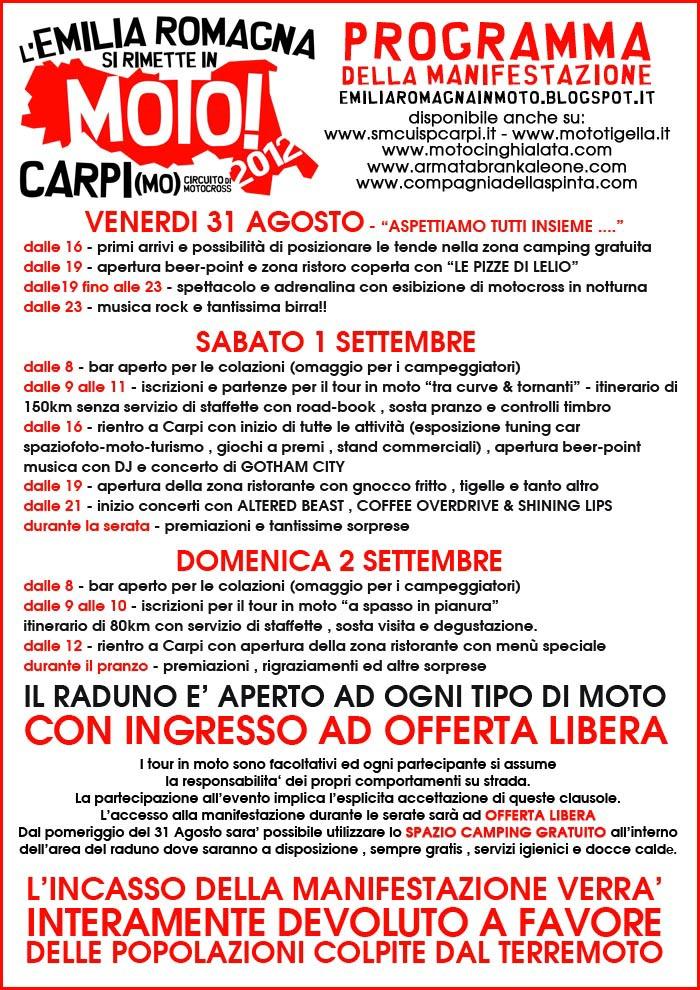 1-2 settembre, l'Emilia si rimette in moto. Locandina+pagina+2+++armata+ok
