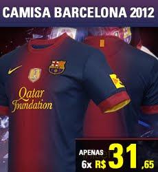 Camisa Barcelona I