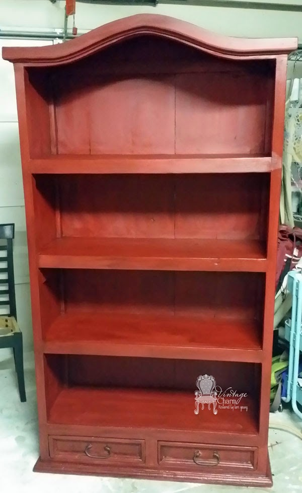 Evey 39 S Creations 5 Diy Red Accent Furniture Pieces