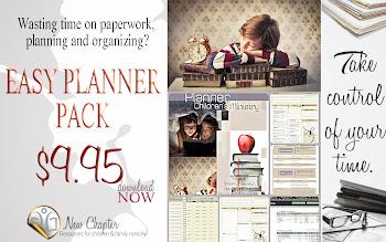 Children's Ministry Planner Pack
