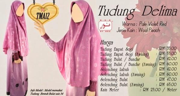 jubah muslimah terkini