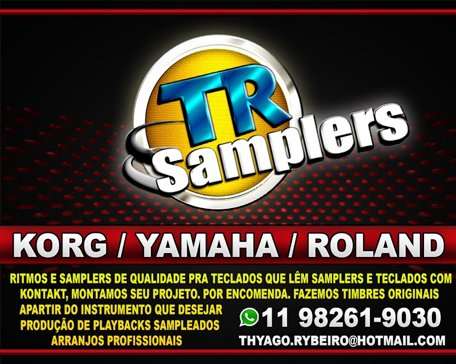TR SAMPLERS OFICIAL