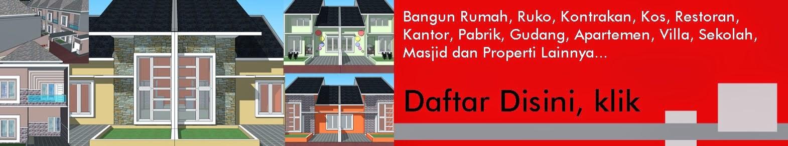 DAFTAR BANGUN PROPERTI ONLINE