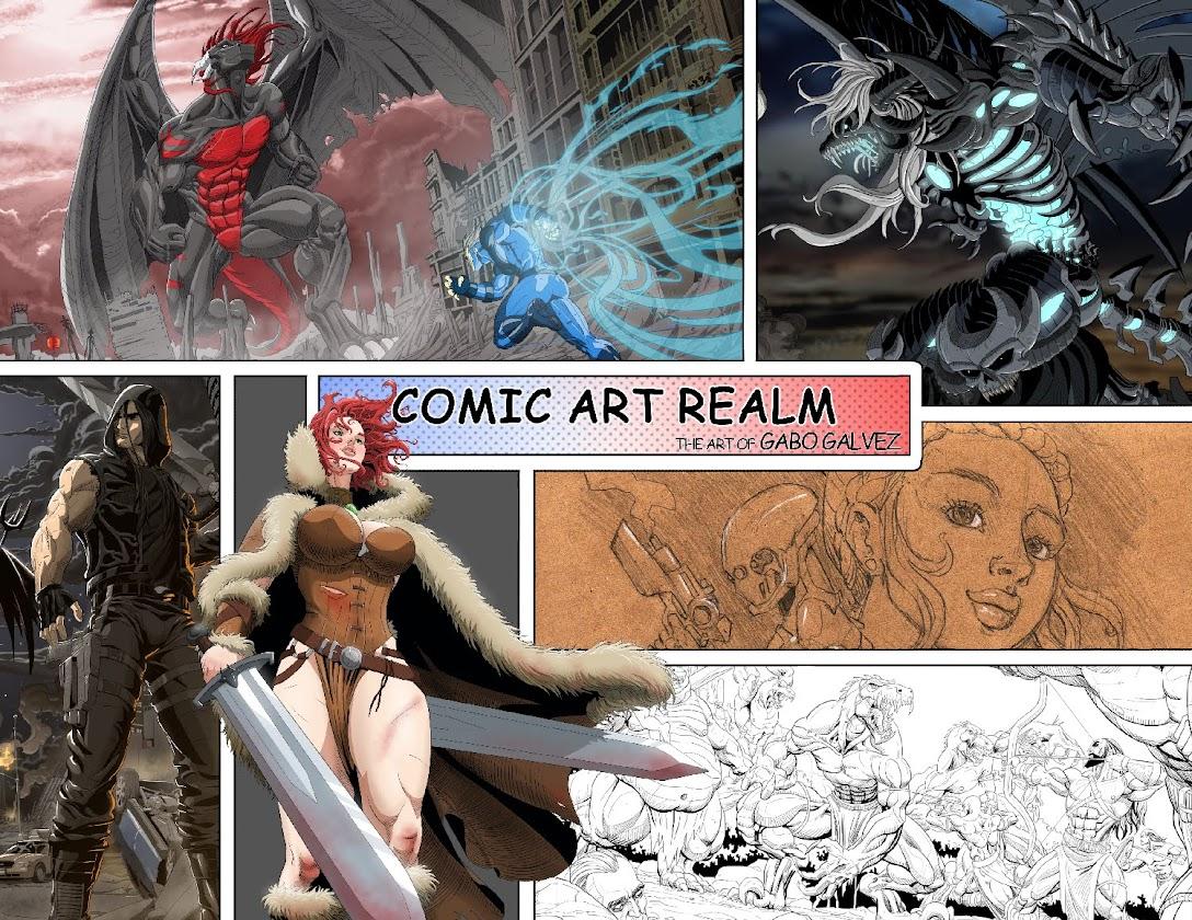 Comic Art Realm