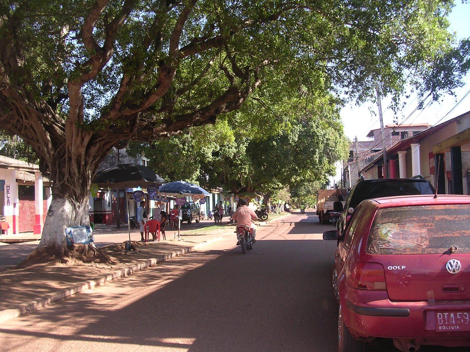 Poblaciones de Beni