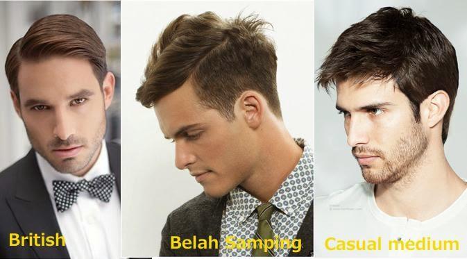 Gambar+Style+Rambut+Pria gaya rambut pria yang disukai cewek. Berikut