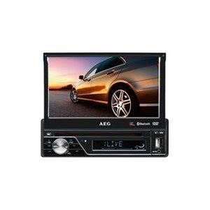 Auto-Radio AEG AR 4026 mit Display bei Amazon für 159 Euro inklusive Versandkosten