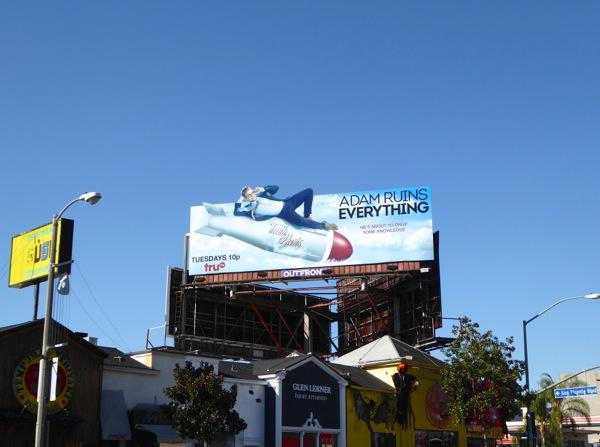 Adam Ruins Everything extension billboard
