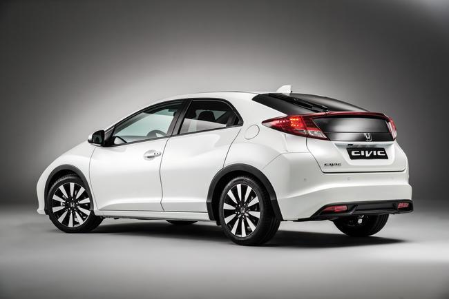 Nuevo Honda Civic 5 puertas