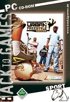 Urban Freestyle Soccer Full Rip